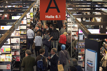 Bookfair Frankfurt/Main 2010
