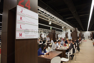 Bookfair Frankfurt/Main 2010 - Literary Agents Centre