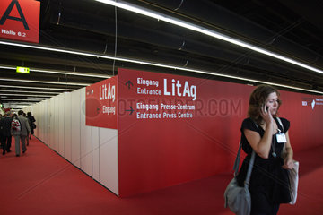 Bookfair Frankfurt/Main 2010 - Press and Literary Agents Centre