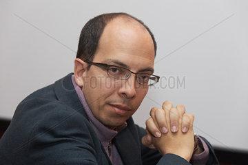 VOLPI  Jorge - Portrait of the writer