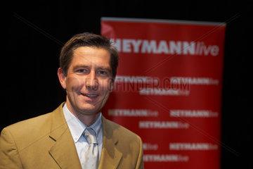 HEYMANN  Christian - Portrait of the bookseller