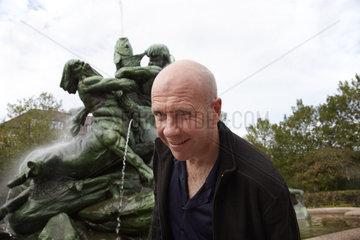 FLANAGAN  Richard - Portrait of the writer