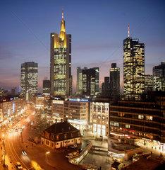 Frankfurt am Main - Stadtansicht