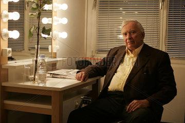 Der Schriftsteller Gore Vidal beim Internationalen Literaturfestival in Berlin