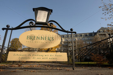 Brenners Park Hotel