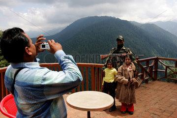 Der Tourismus kommt zurueck nach Kaschmir