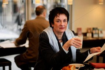 Brigitte Zypries  Bundesjustizministerin SPD