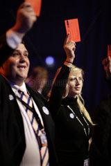 Young Conservatives Celebrate Deutschlandtag