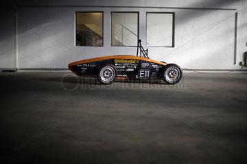 zedX Vision electric race car