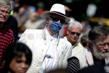 Swine flu angst