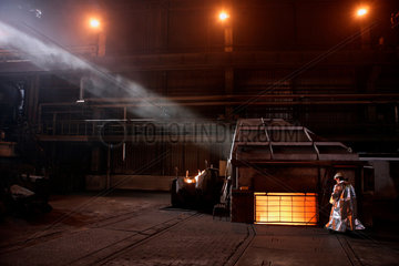 EKO Stahl branch of Arcelor S.A.