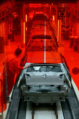 Production facility of the VW brand of Volkswagen AG