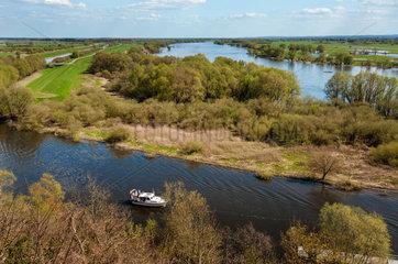 Elbe bei Boizenburg