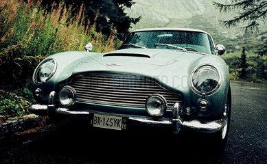 Aston Martin DB5 Superleggera von 1965