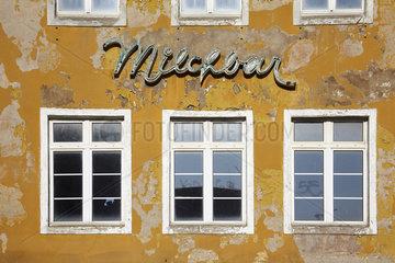altes Haus in Stralsund