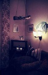 Wohnzimmer in der ex DDR