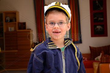 Child as captain