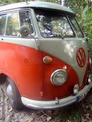 alter VW Bus  VW-Bus
