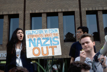 Islington want the Nazis Out