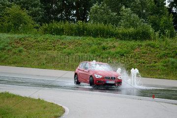 Auto-Fahrsicherheitstraining