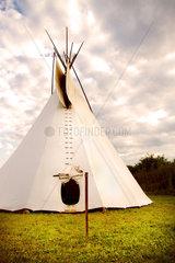 Lakota Tipi Nordamerika