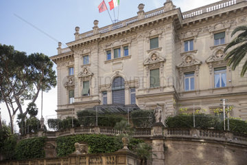 Villa Maraini Schweizerisches Institut in Rom