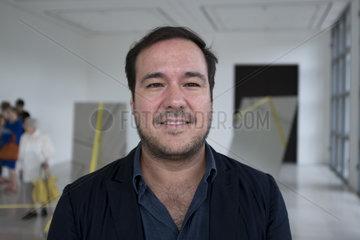 Jose Davila  Hamburger Kunsthalle