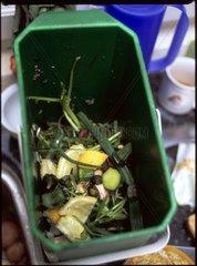 Kompost - Kuebel