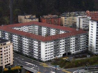 Mehrfamilienblock in Luzern