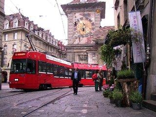Altstadt von Bern (Schweiz)