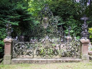 Ostfriedhof Dortmund  Geldadel