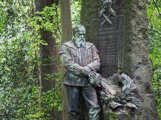 Ostfriedhof Dortmund  Bergmannsgrab