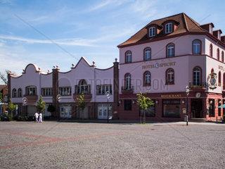 Marktplatz Dortmund-Luetgendortmund