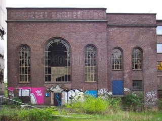 Ruine Kronenbrauerei