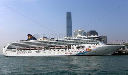 CHINA-HONG KONG-RETURN ANNIVERSARY (CN)
