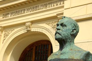 Nobelinstitut in Oslo (NOR).