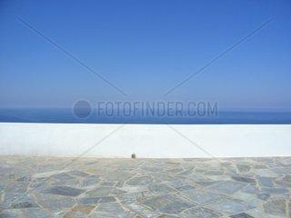 Greek island Skiathos