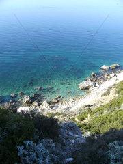 aegaen sea island Skiathos