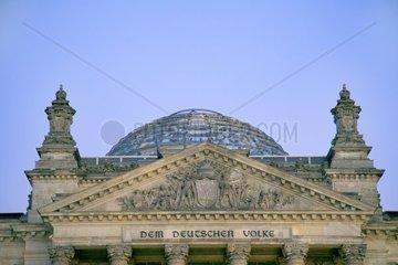 Reichstag  Reichstagskuppel