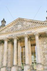 Reichstag  Reichstagskuppel  Bundestag