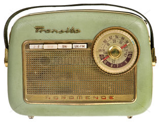 Transistorradio Nordmende Transita  1960