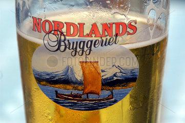 Bier in Norwegen.