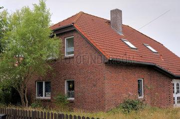 Zwangsversteigerung eines Einfamilienhauses in Mecklenburg-Vorpommern.