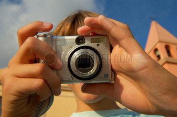 Fotografieren ist kinderleicht.