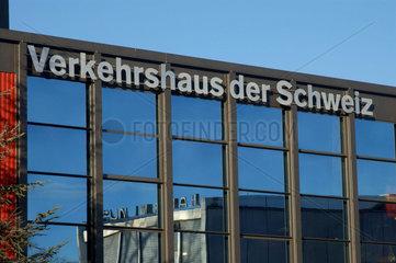 Das Verkehrshaus der Schweiz in Luzern.