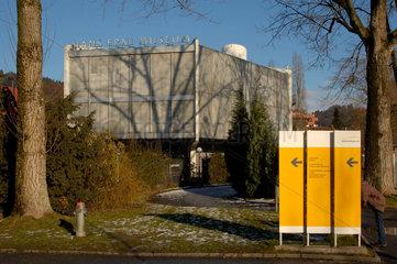 Das Hans Erni Museum in Luzern  Schweiz.
