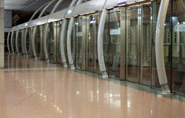 U Bahn Station Paris