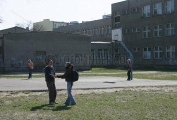 SLUBFURT KIDS - EU OSTERWEITERUNG GRENZE