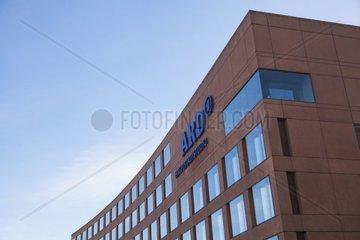 ARD Hauptstadtstudio  Berlin  Deutschland