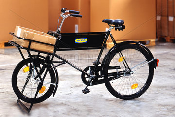 Fahrrad  IKEA  Schweden